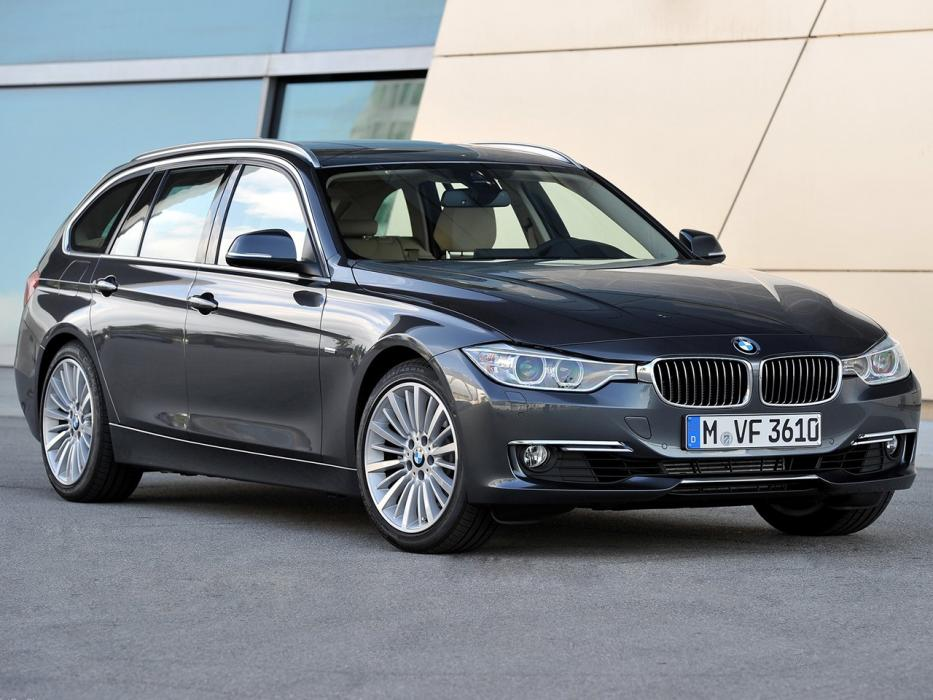 BMW Serie 3 Touring 2012 320d EfficientDynamics - 0