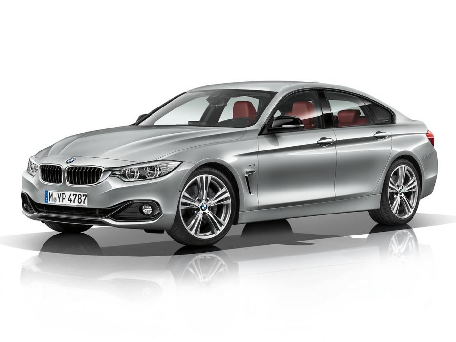 BMW Serie 4 Gran Coupe 2014 420i - 0