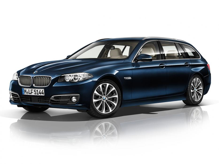 BMW Serie 5 Touring 2009 535iA xDrive - 0