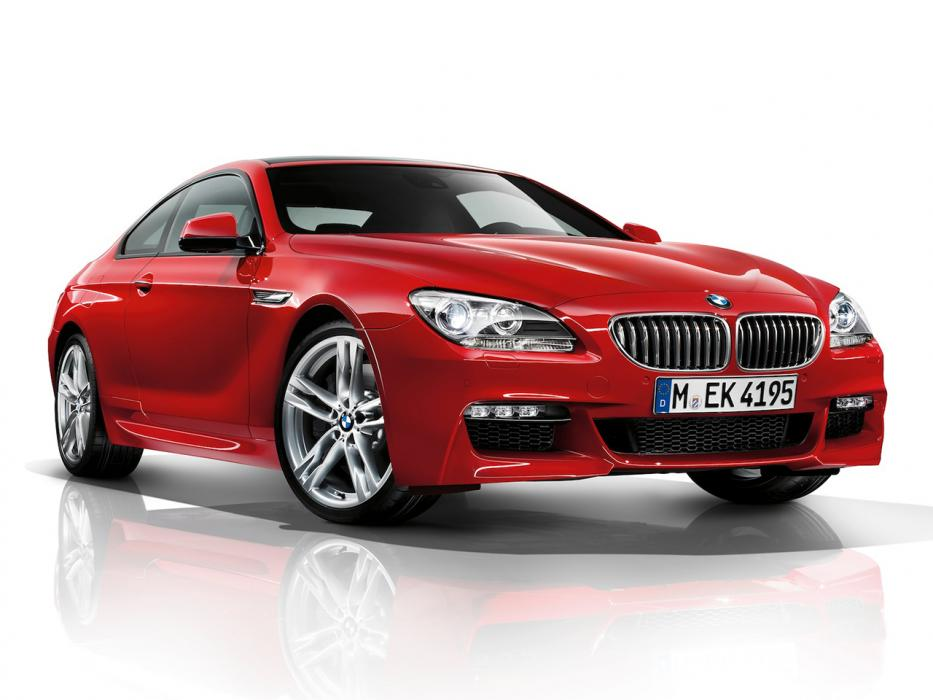 BMW Serie 6 Coupé 2011 640d xDrive - 0