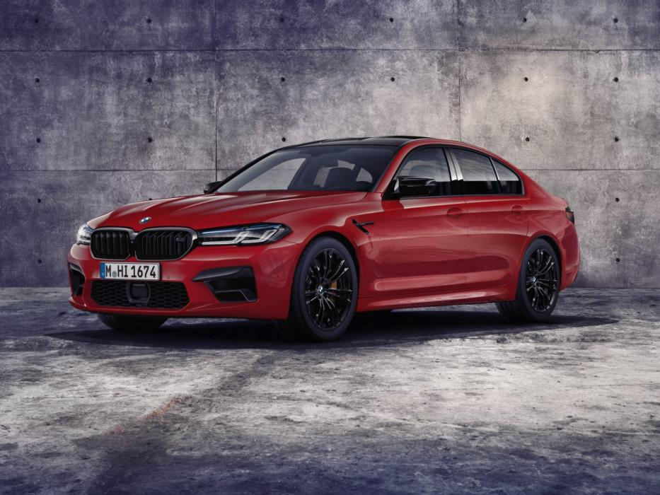 BMW M5 Competition 2020 - 0