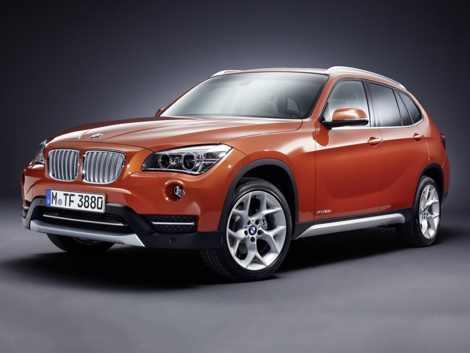 BMW X1 2013 sDrive20d - 0
