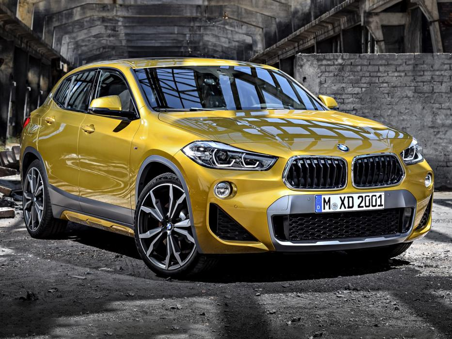 BMW X2 2017 sDrive20i - 0