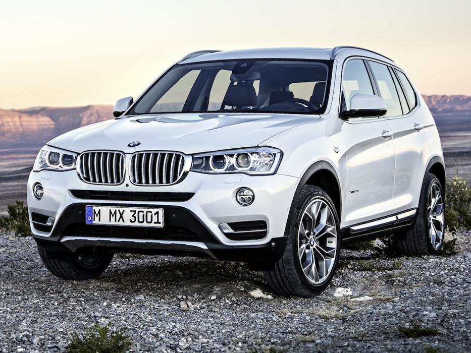 BMW X3 2015 sDrive20i - 0