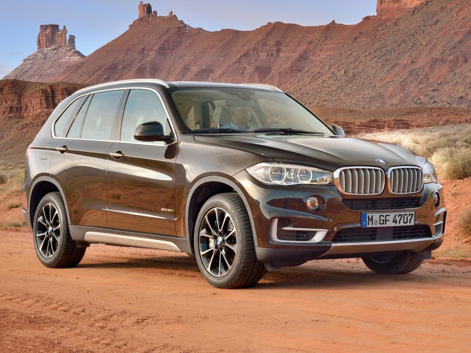 BMW X5 2013 sDrive25d - 0