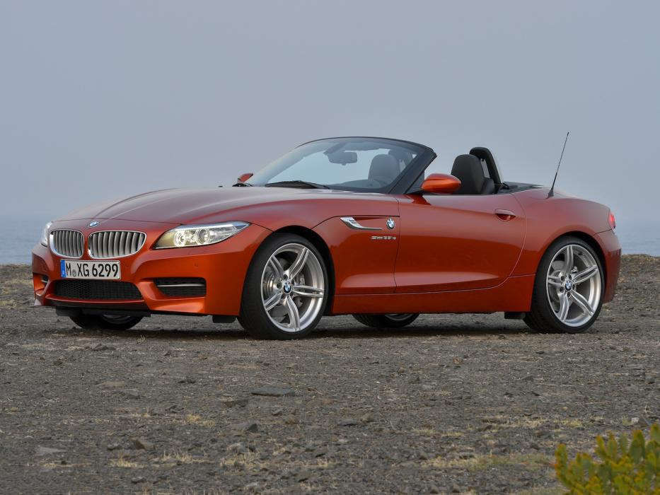 BMW Z4 Roadster 2008 sDrive35is - 0
