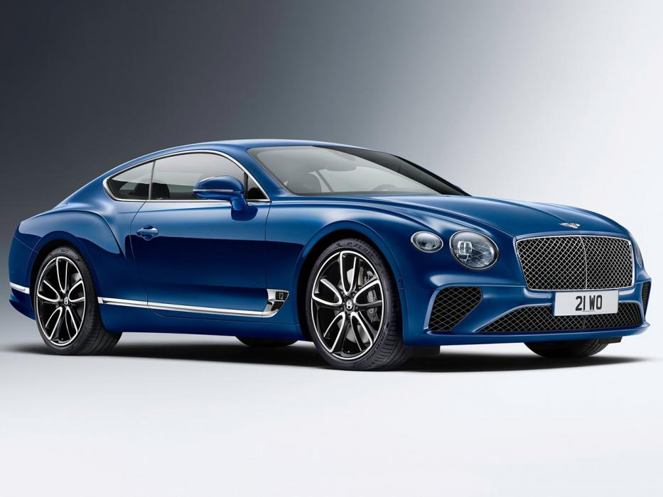 Bentley Continental GT Coupé 2018 6.0 W12 636CV - 0