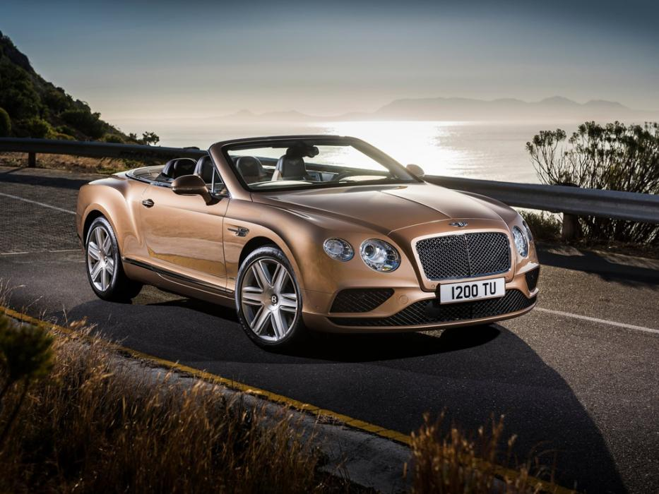 Bentley Continental GTC 2011 V8 - 0