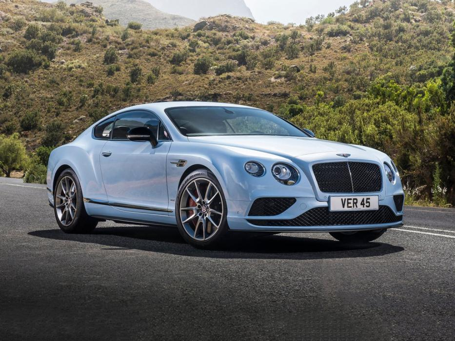 Bentley Continental GT 2011 W12 - 0