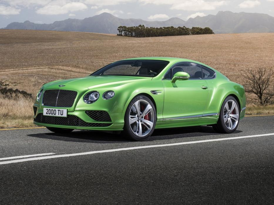 Bentley Continental GT Speed 2011 W12 GT - 0