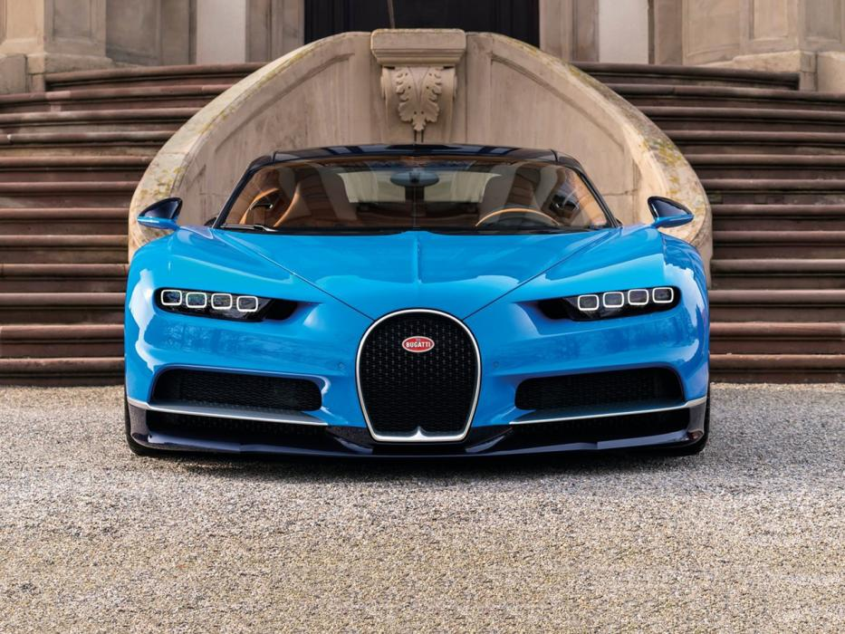 Bugatti Chiron 2016 Datos Y Precios Autobildes