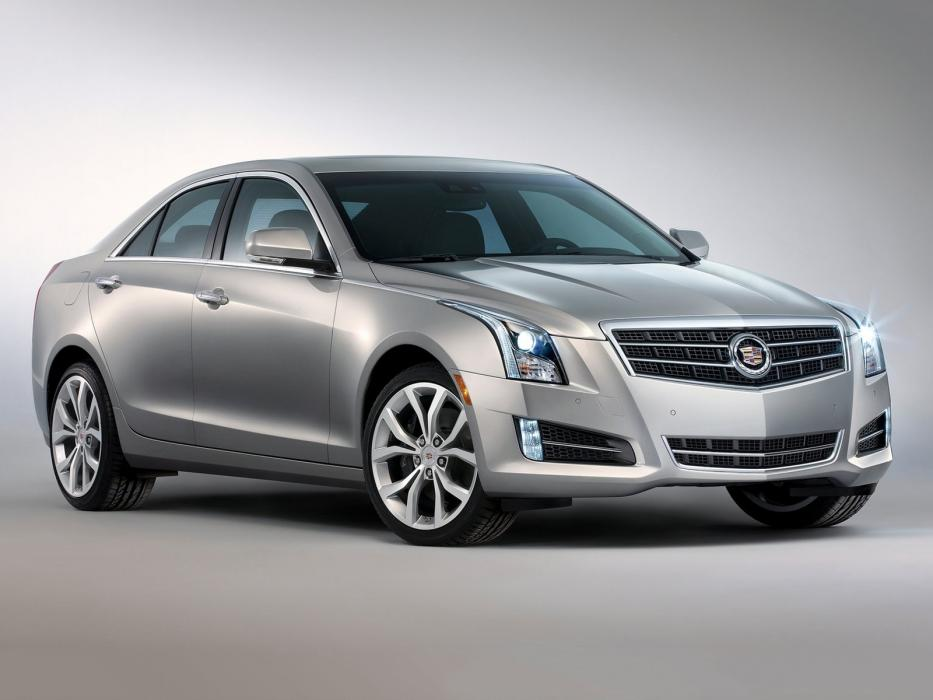Cadillac ATS Sedan 2014 2.0 Turbo 276CV AWD Luxury - 0