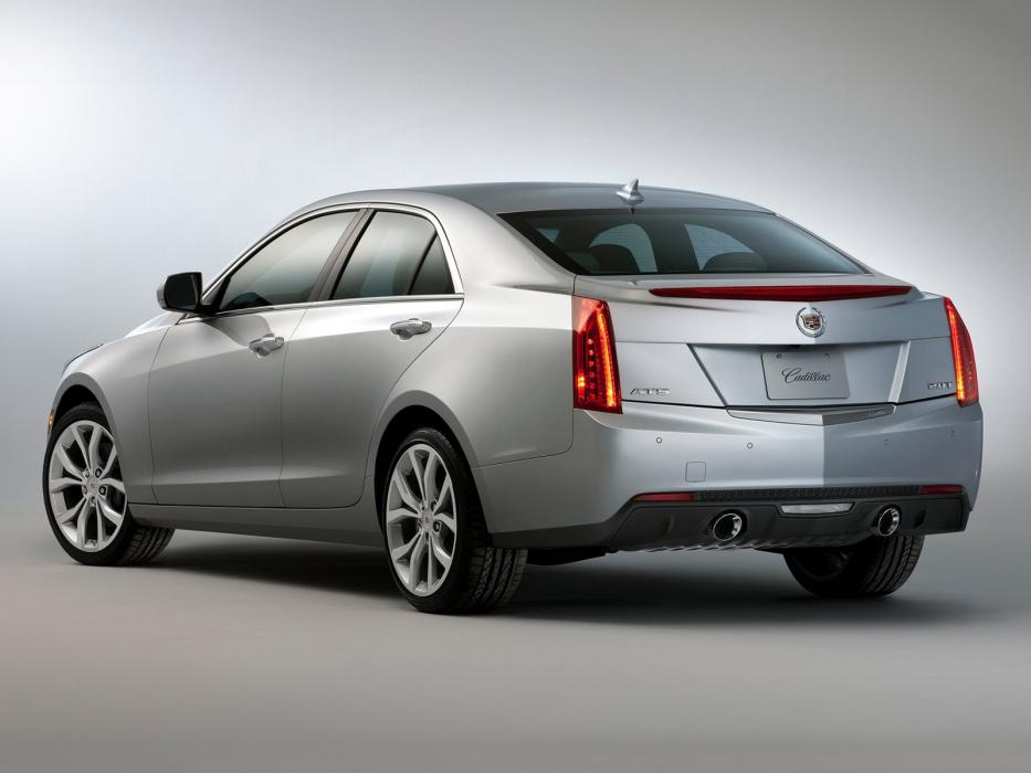cadillac ats sedan 2014 2 0 turbo 276cv awd premium. Black Bedroom Furniture Sets. Home Design Ideas