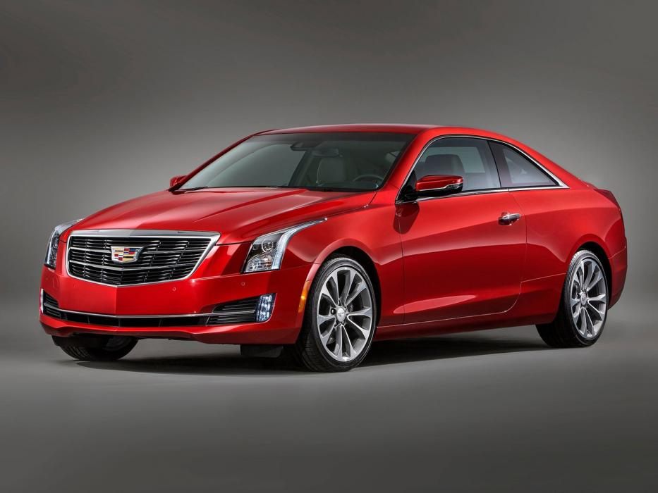 Cadillac ATS Coupe 2014 2.0 Turbo 276CV RWD Luxury - 0