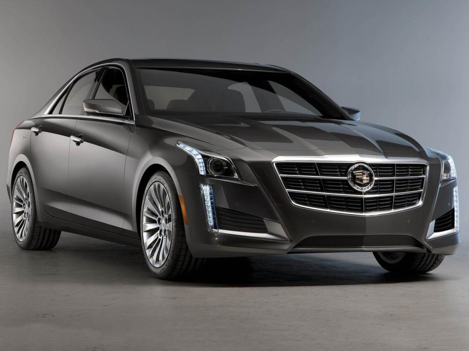 Cadillac CTS 2013 2.0 TURBO AWD PERFORMANCE AUT. - 0