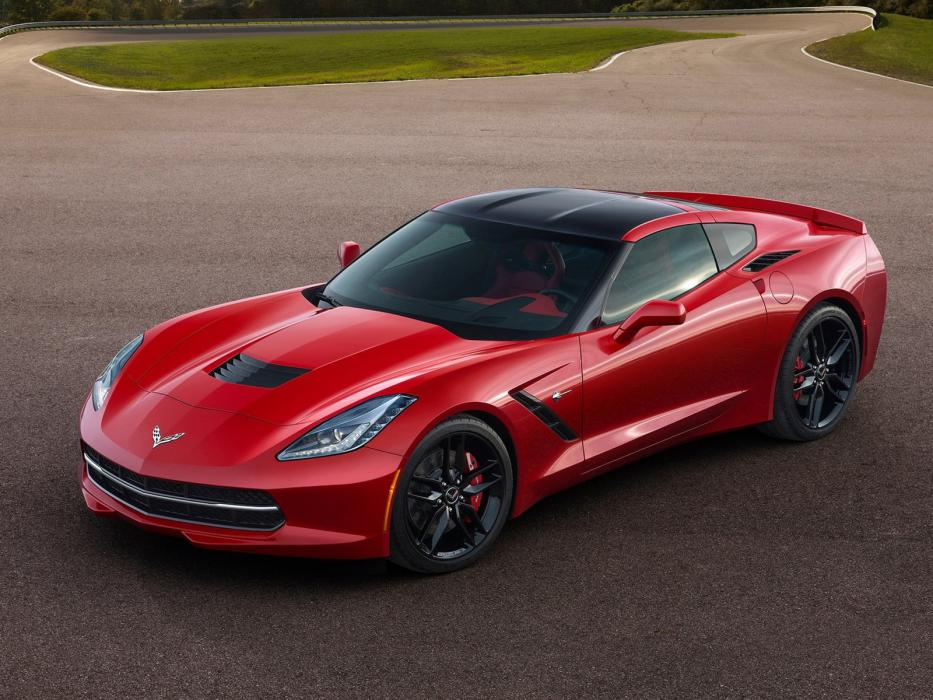Chevrolet Corvette Stingray Coupe 2013 6.2 V8 - 0