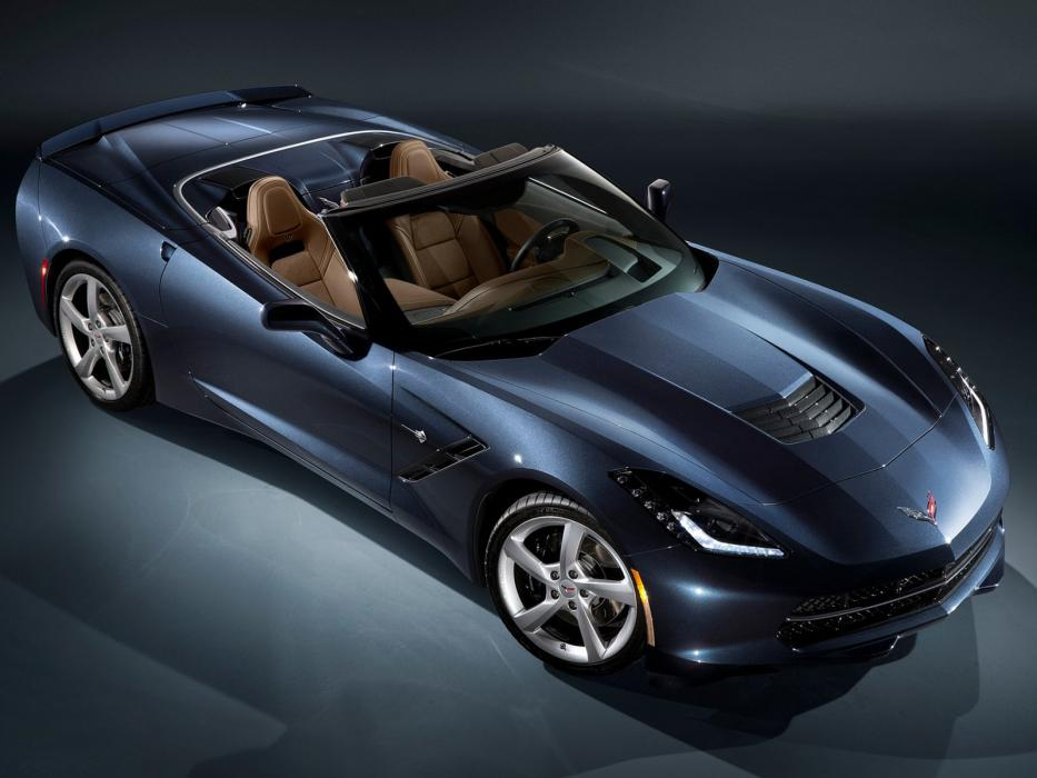 Chevrolet Corvette Stingray Convertible 2013 6.2 V8 - 0