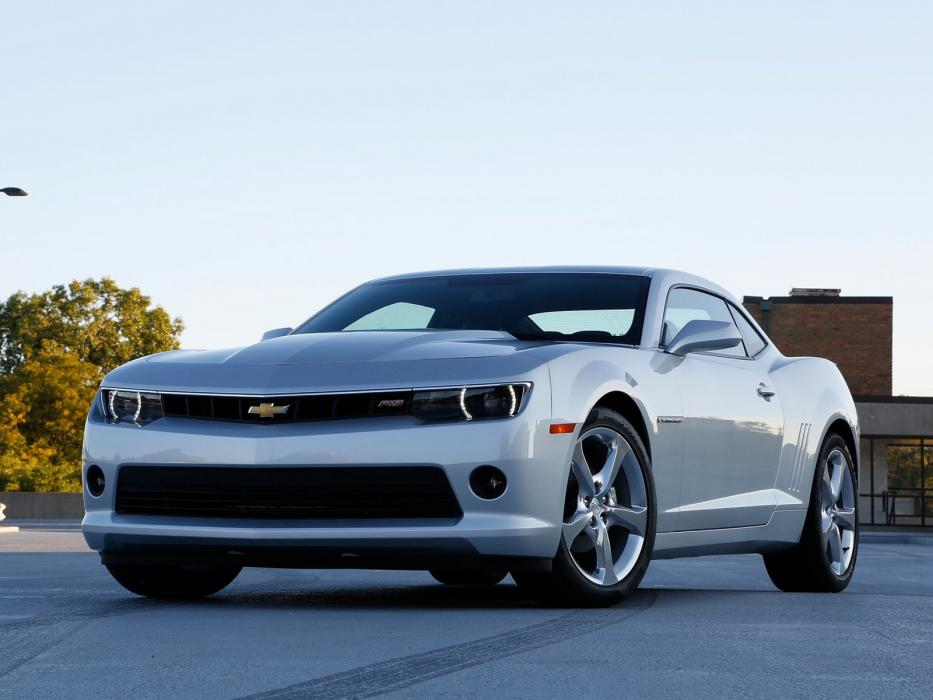 Chevrolet Camaro 2009 COUPE - 0