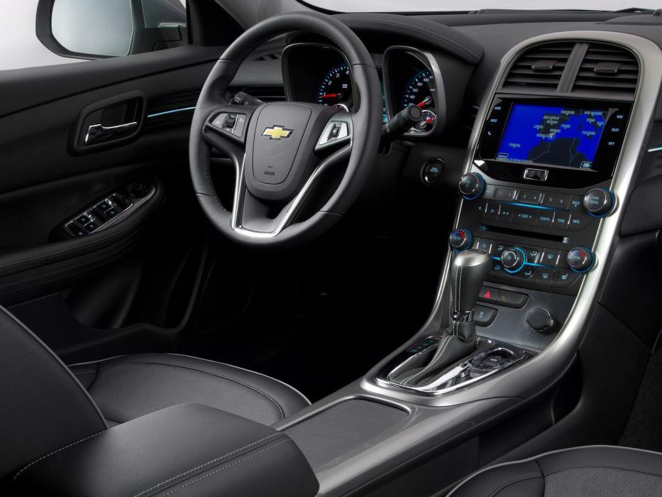 Chevrolet malibu 2011 datos y precios for Malibu precio