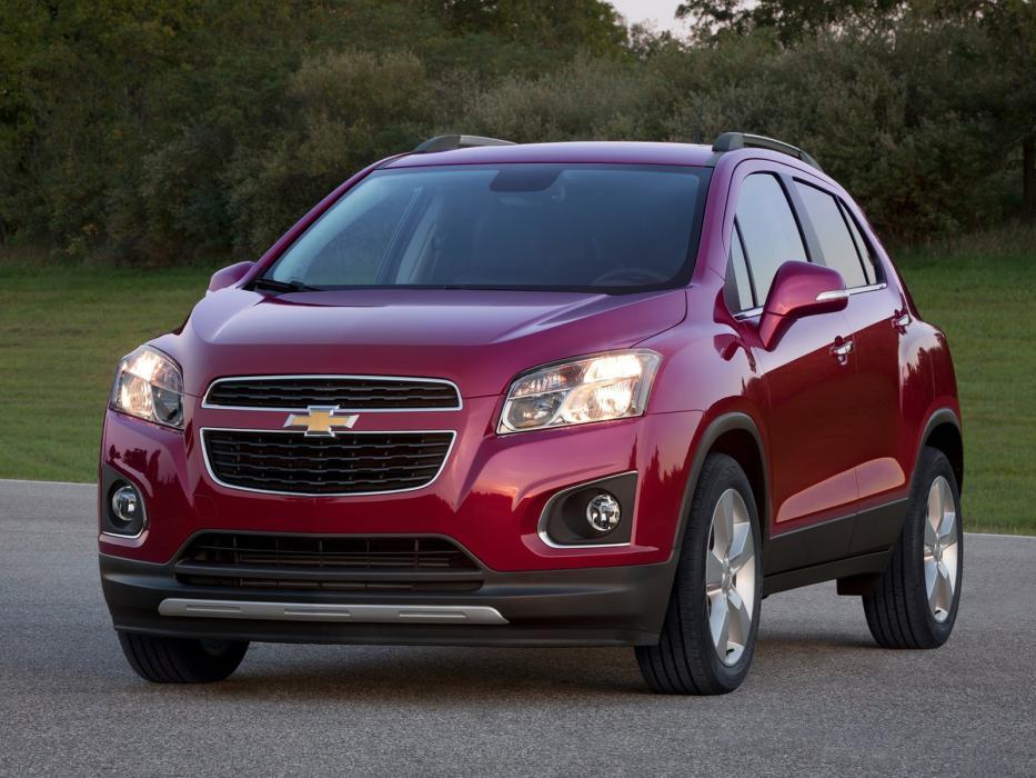 Chevrolet Trax Todas Las Versiones Del Mercado Precios Y Ofertas Y