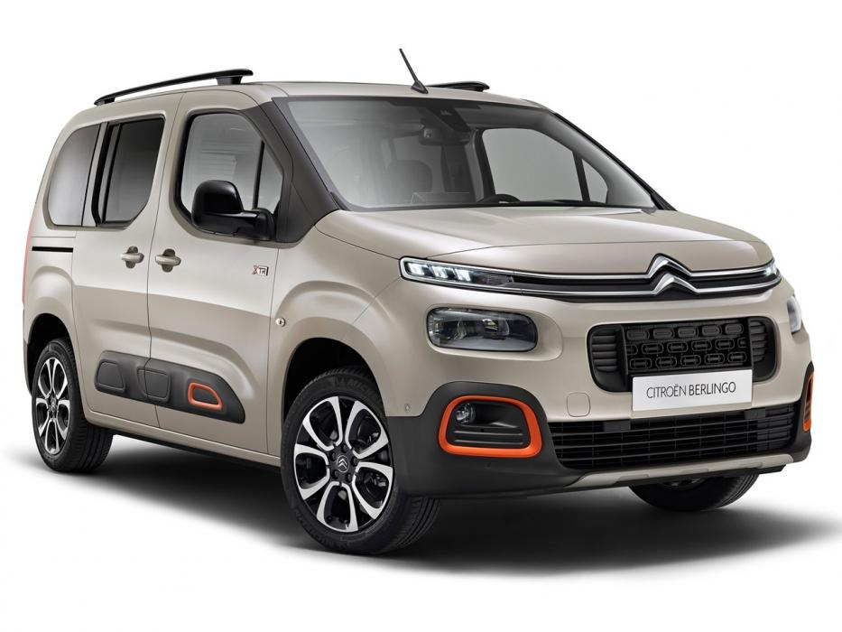 Citroën Berlingo 2018 Talla M BlueHDi 130 EAT8 Shine 7P - 0