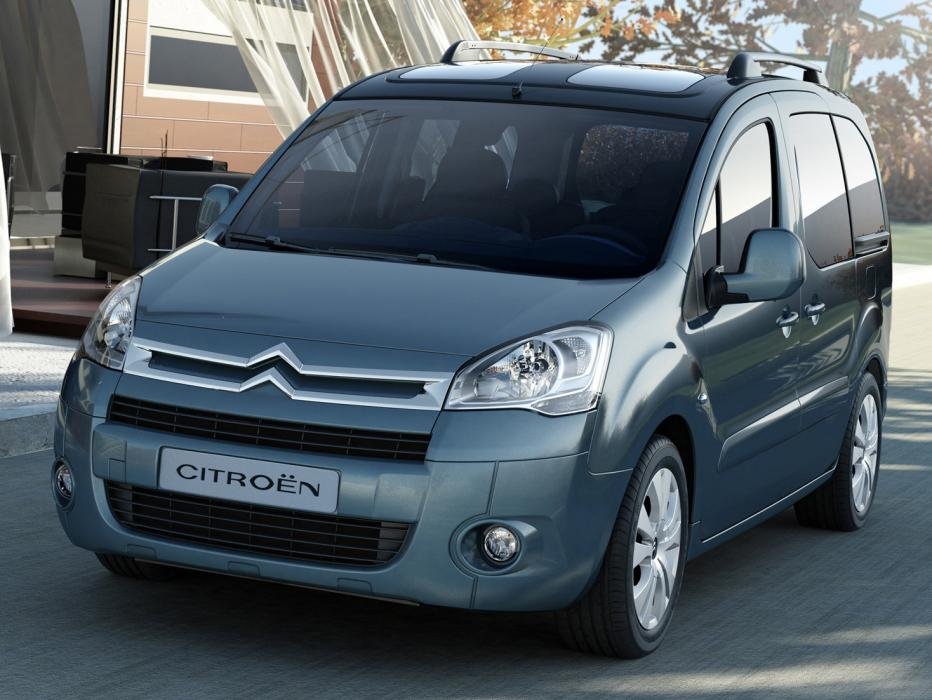Citroën Berlingo Multispace 2012 - 0