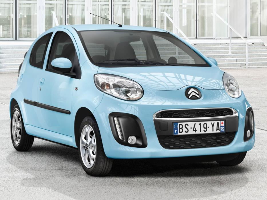 Citroën C1 3P 2012 1.2 VTI 82CV Feel - 0