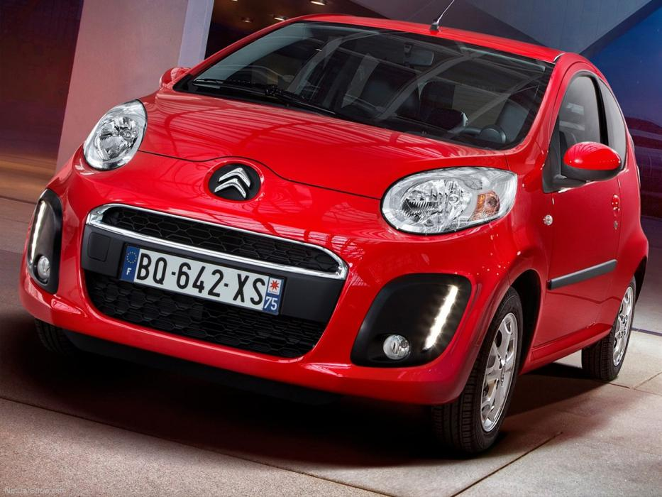 Citroën C1 5P 2012 1.0 VTI 68CV ETG Feel Airscape - 0