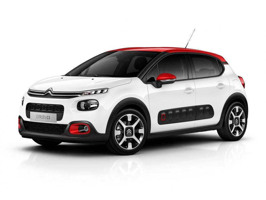 Citroën C3 5P 2017 BlueHDi 100 Feel - 0