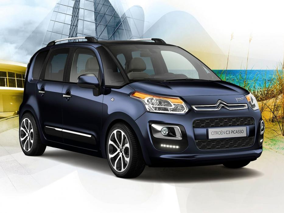 Citroën C3 Picasso 2016 BlueHDI 100CV Exclusive - 0