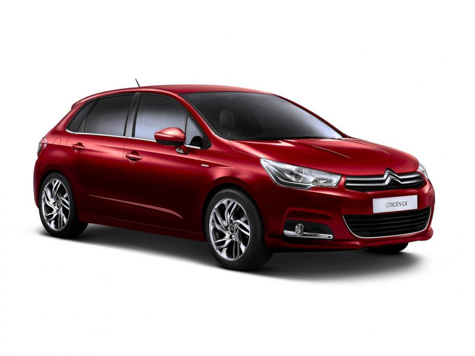 Citroën C4 5P 2014 PureTech 110 Feel Edition - 0