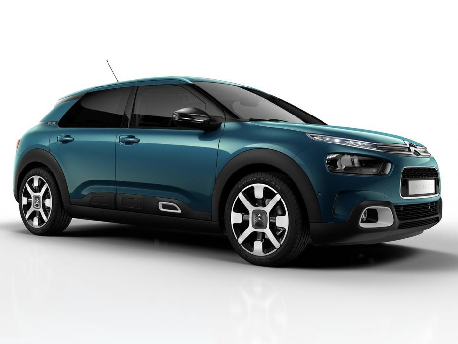 Citroën C4 Cactus 2017 BlueHDi 100 Feel - 0