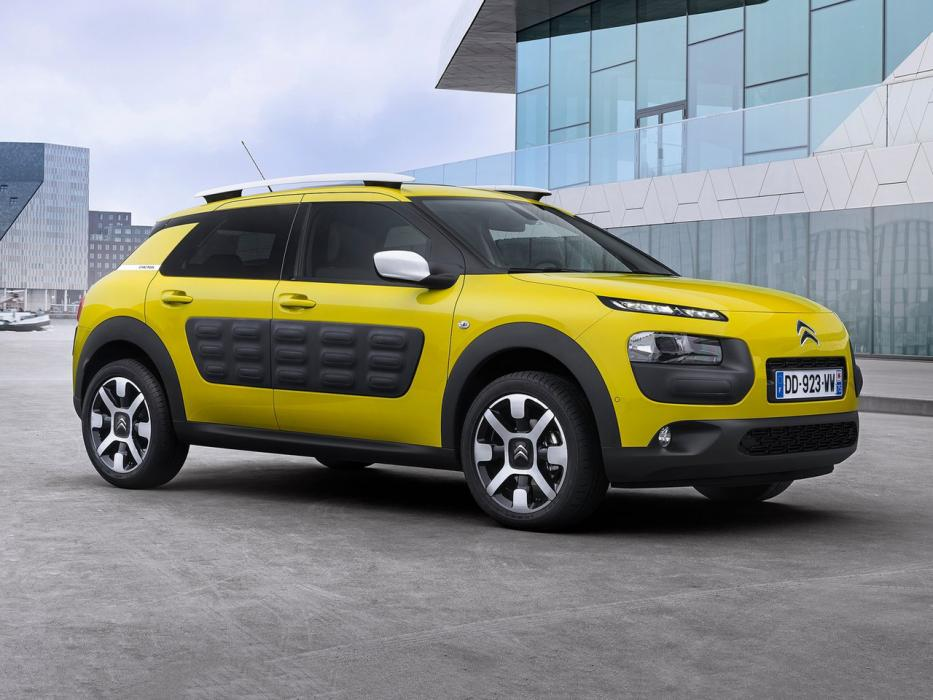 Citroën C4 Cactus 2014 BlueHDi 100 Business - 0