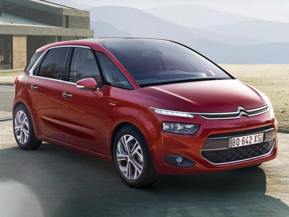 Citroën C4 Picasso 2014 HDi 115 Attraction - 0