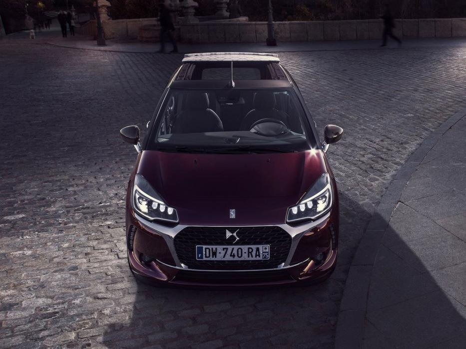 DS DS3 Cabrio 2016 BlueHDi 100 Style - 0