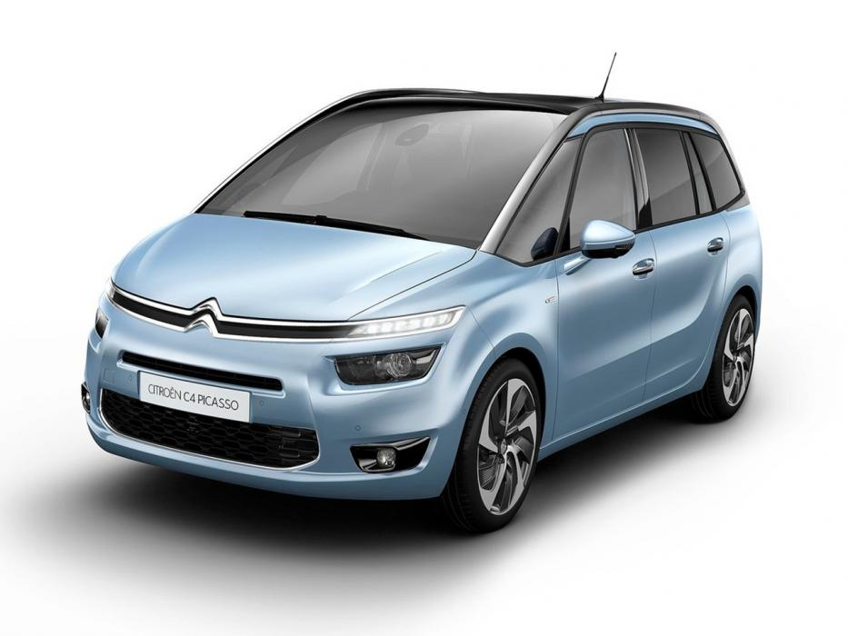 Citroën C4 Grand Picasso 2014 BlueHDi 150 Intensive - 0