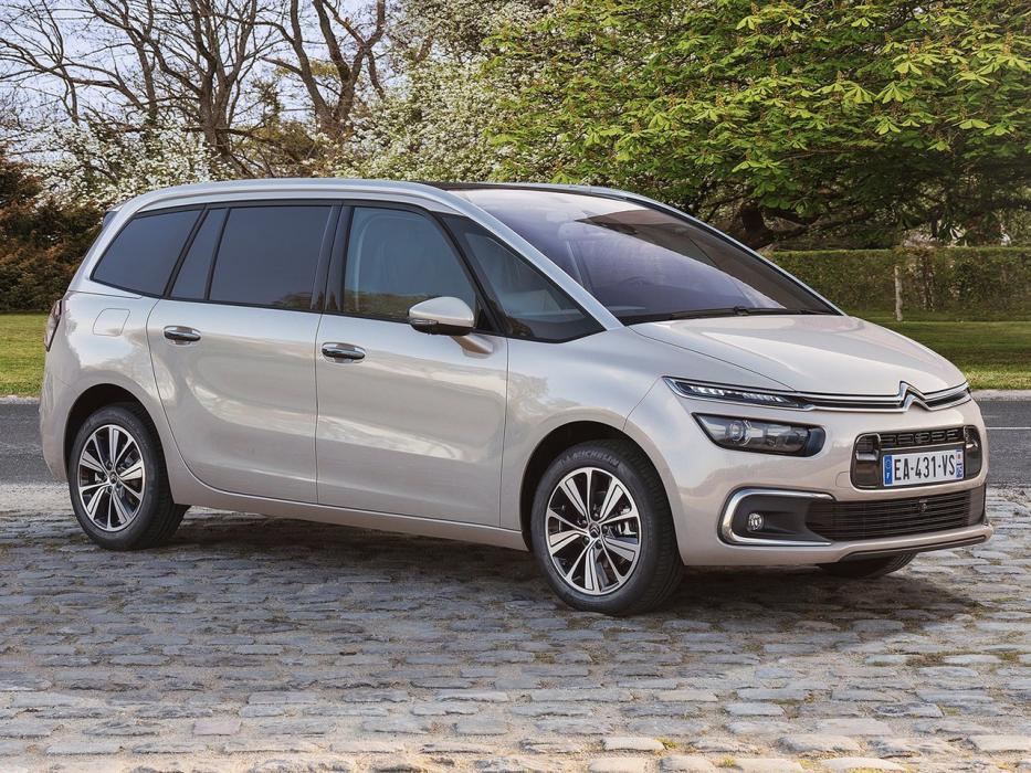 Citroën C4 Grand Picasso 2013 eHDi 115 ETG6 Seduction - 0