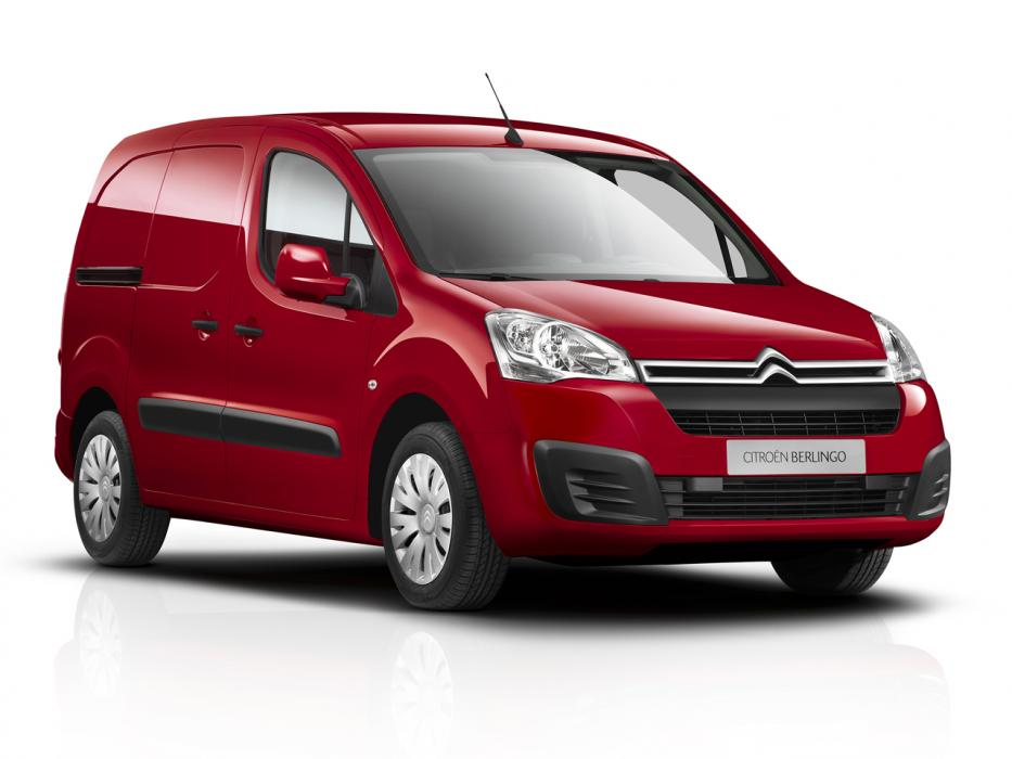 Citroën Berlingo Furgón 2008 HDi 90 Multispace Mixto Largo - 0