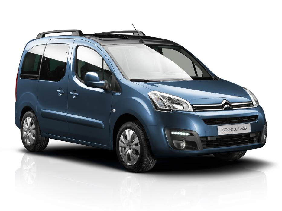 Citroën Berlingo Multispace 2016 BlueHDi 75 Multispace Feel - 0