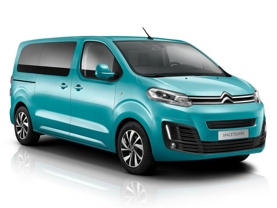 Citroën Spacetourer 2015 BlueHDi 180 EAT6 Shine XL - 0