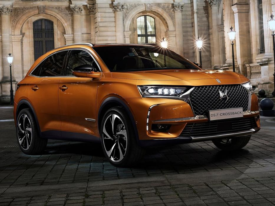 DS DS7 Crossback 2017 BlueHDi 130 Performance Line - 0
