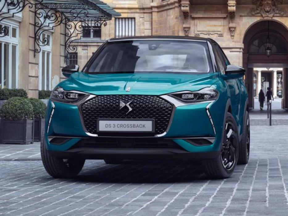 DS DS3 Crossback 2018 BlueHDi 100 Manual SO CHIC - 0