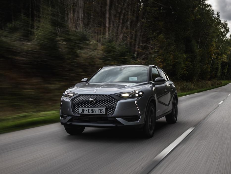 DS 3 Crossback e-Tense 2019 Grand Chic - 0