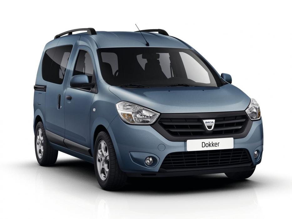 Dacia Dokker 2012 Base 1.6 85 - 0