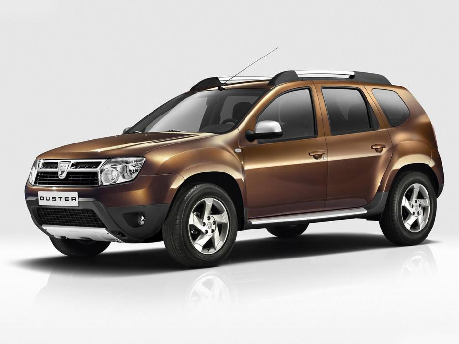 Dacia Duster 2010 Ambiance dCi 110 (4x4) - 0