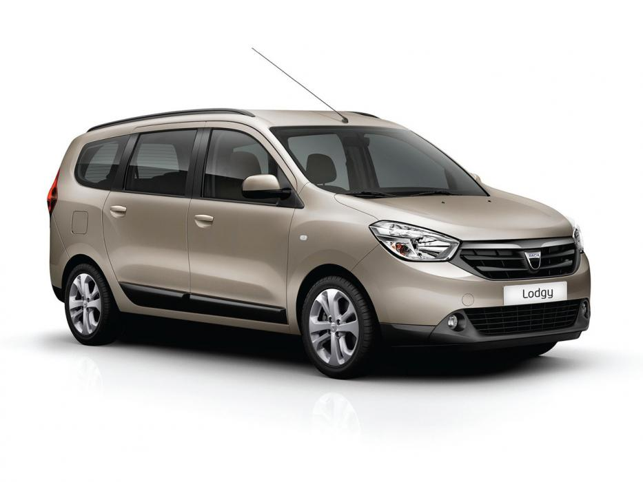 Dacia Lodgy 2012 - 0