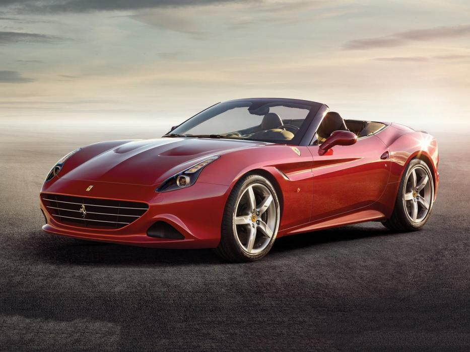 Ferrari California T - 0