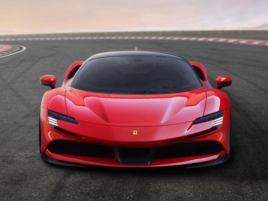 Ferrari Sf90 Stradale 2021 Descripción General Precios Y Fichas Técnicas Autobild Es