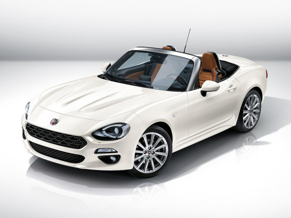 Fiat 124 Spider 2015 1.4 MultiAir 140CV Spider Base - 0