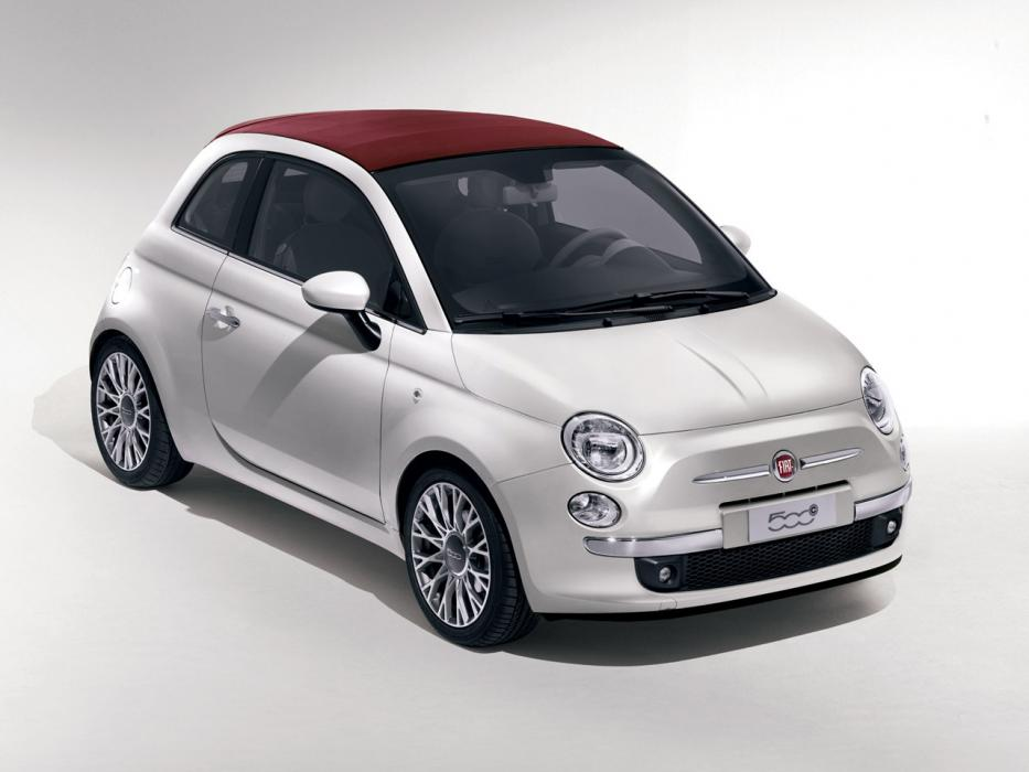 Fiat 500C 2011 0.9 Turbo TwinAir 105CV Lounge - 0